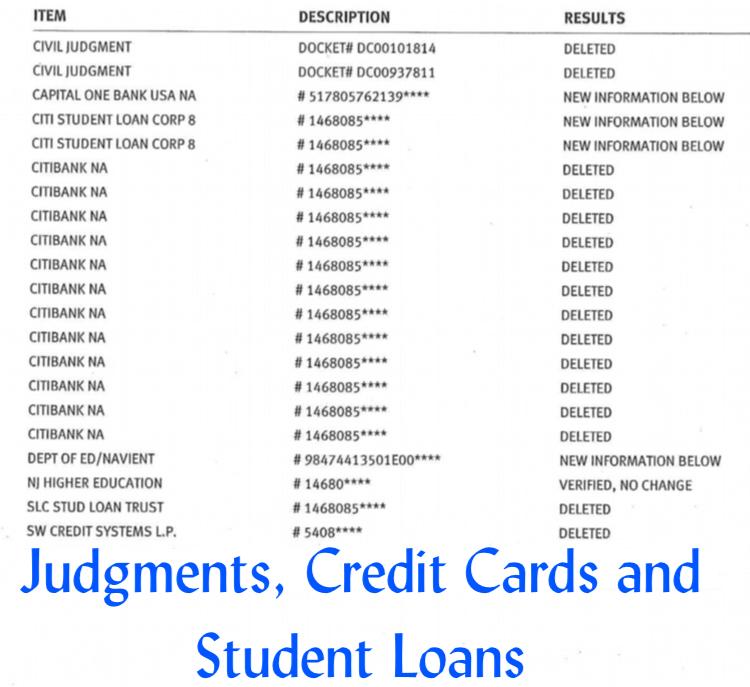 Credithealing Section 609 Credit Repair Improve Your Life